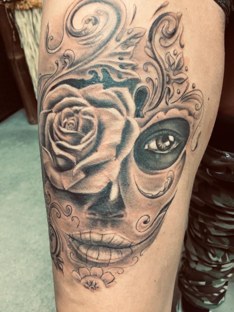 Tattoo by Daniel | Daniel Pavlik Aloha Tattoo Karlsruhe